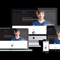 Ltheme Wordpress Theme: LT Personal Onepage – Free Single Page Responsive Profile / Personal WordPress theme
