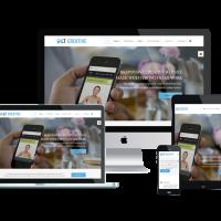 Ltheme Wordpress Theme: LT Creative – Free Responsive Image Design / Creative WordPress Theme