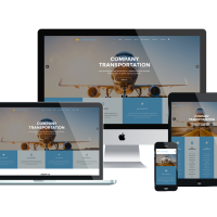 Ltheme Wordpress Theme: LT ProTrans – Free Responsive Automotive / Transport WordPress theme