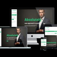 Ltheme Joomla Template: LT Resan – Premium Private Political Joomla Template