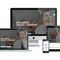 Ltheme Joomla Template: LT Resume Onepage – Free Single Page Personal CV / Resume Joomla Template