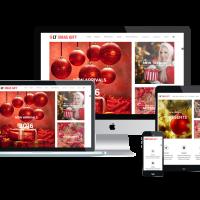 Ltheme Joomla Template: LT xMas Gift – Free xMas Store / Christmas Shop Joomla template