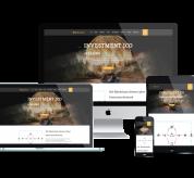 Ltheme Joomla Template: LT Lico - Premium Private Cryptocurrency Website Template