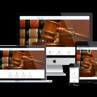 Ltheme Wordpress Theme: LT Law Onepage – Free Single Page Responsive Legal / Law Firm WordPress theme