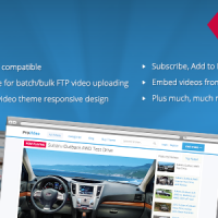 Drupal Themes: ProVideo