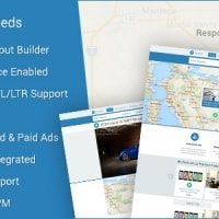 Drupal Themes: Flatclassifieds