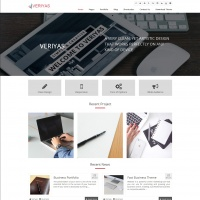 Troy Wordpress Theme: Veriyas WordPress Theme