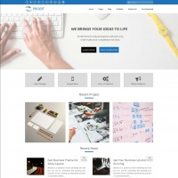 Troy Wordpress Theme: Probit WordPress Theme