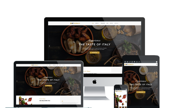 Wordpress Theme: NT Resbaco – Free RestaurantT/ Bar/ Coffee Wordprerss Theme