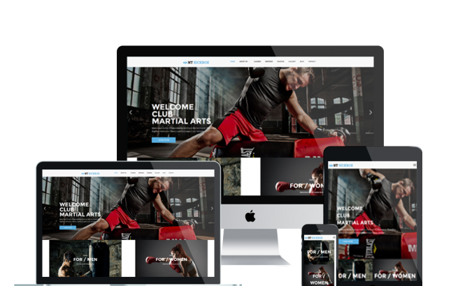 Wordpress Theme: NT KICKBOX – FREE KICKBOXING/ BODY BUILDING WORDPRESS THEME