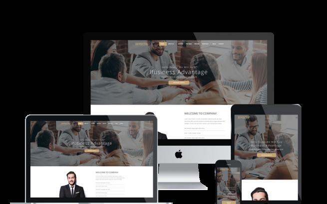 Wordpress Theme: NT EFFEK RESPONSIVE MULTI-PURPOSE WORDPRESS THEME