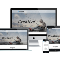 Wordpress Free Theme - NT Creative - Free Desgn/ Creative Wordpress Theme