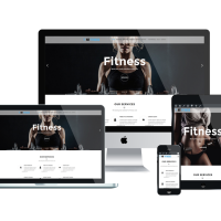 Wordpress Free Theme - NT Fitness - Free Yoga/ Gym Wordpress Theme