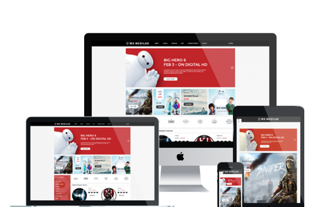 Wordpress Theme: WS MEDILAX – FREE RESPONSIVE ONLINE AUDIO STORE WOOCOMMERCE WORDPRESS THEME