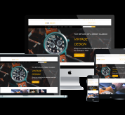 Wordpress Free Theme - WS Watch – Free Responsive Watch WooCommerce WordPress theme
