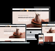 Wordpress Themes: WS Pottery – Responsive Furniture Wordpress theme