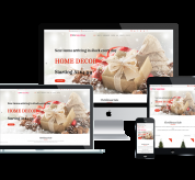 Wordpress Free Theme - WS Christmas – Free Responsive Christmas WooCommerce WordPress theme