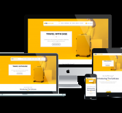 Wordpress Free Theme - WS Suitcase – Responsive Wordpress Travel Bag template