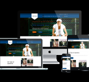 Wordpress Free Theme - WS Tennis – Responsive Tennis WooCommerce WordPress theme