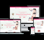 Wordpress Free Theme - WS COSMATY – Free Responsive Cosmetics Store Woocommerce Wordpress Theme