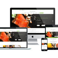 Wordpress Free Theme - WS DESUSHI – FREE RESPONSIVE SUSHI RESTAURANT WOOCOMMERCE WORDPRESS THEME