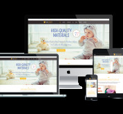 Wordpress Free Theme - WS Baby – Free Kids / Baby Store Woocommerce Wordpress Theme