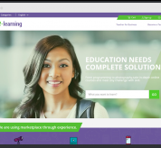 Magento Templates: Online Learning Solution - Custom E-learning Solution