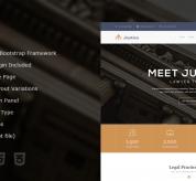 zyxel Wordpress Theme: Justica – Lawyer WordPress Theme