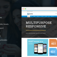 Wordpress Premium Theme - Kosmic – Multipurpose WordPress Theme