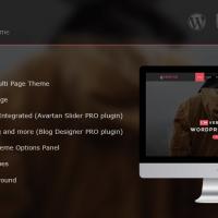 Solwin Infotech Wordpress Theme: Veriyas Pro - WordPress Corporate Theme