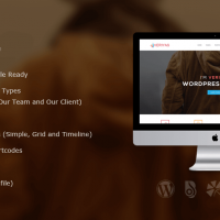 Wordpress Free Theme - Veriyas - Business WordPress Theme