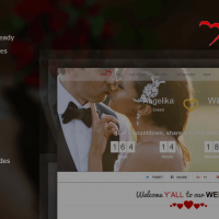 Wordpress Free Theme - TwoGether – Wedding WordPress Theme