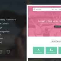 Solwin Infotech Wordpress Theme: YoGa Point – Yoga WordPress Theme