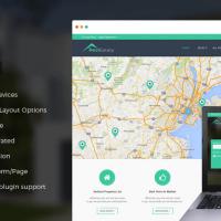 Solwin Infotech Wordpress Theme: RealEstaty – Real Estate WordPress Theme