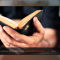 Wordpress Free Theme - Evangelist - Church Theme