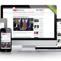 Hot Joomla Joomla Template: News Portal