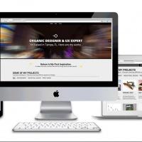 Hot Joomla Wordpress Theme: Responsive Portfolio Theme