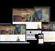 enginetemplates Joomla Template: ET Archex – Free Responsive Architecture Joomla! Templates