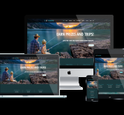 enginetemplates Joomla Template: ET Fishing – Free Responsive Fishing Website Templates