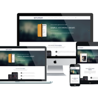 enginetemplates Joomla Template: ET LiveApp – Free Responsive App Showcase Joomla! Templates