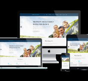enginetemplates Joomla Template: ET Insurance – Free Responsive Insurance Joomla Template