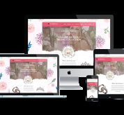 enginetemplates Joomla Template: ET Bridal – Free Responsive Wedding Joomla! template