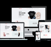 enginetemplates Joomla Template: ET Fashion – Free Responsive Fashion Website template