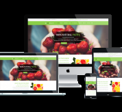enginetemplates Joomla Template: ET Fruit – Free Responsive Organic Food Joomla! template
