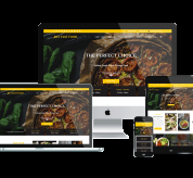 enginetemplates Joomla Template: ET Fast Food – Free Responsive Joomla Restaurant Template