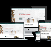 enginetemplates Joomla Template: ET Furniture – Free Responsive Furniture Website Templates