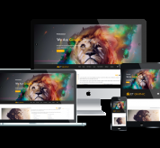 enginetemplates Joomla Template: ET Graphic – Free Responsive Joomla Graphic Design Template