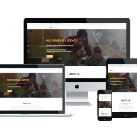 enginetemplates Joomla Template: ET Wevo – Free Responsive Web Design Joomla! Templates