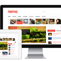mythemeshop Wordpress Theme: FrontPage