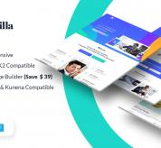 Joomla Free Template - JD Guerrilla - Digital Marketing Agency Joomla Template